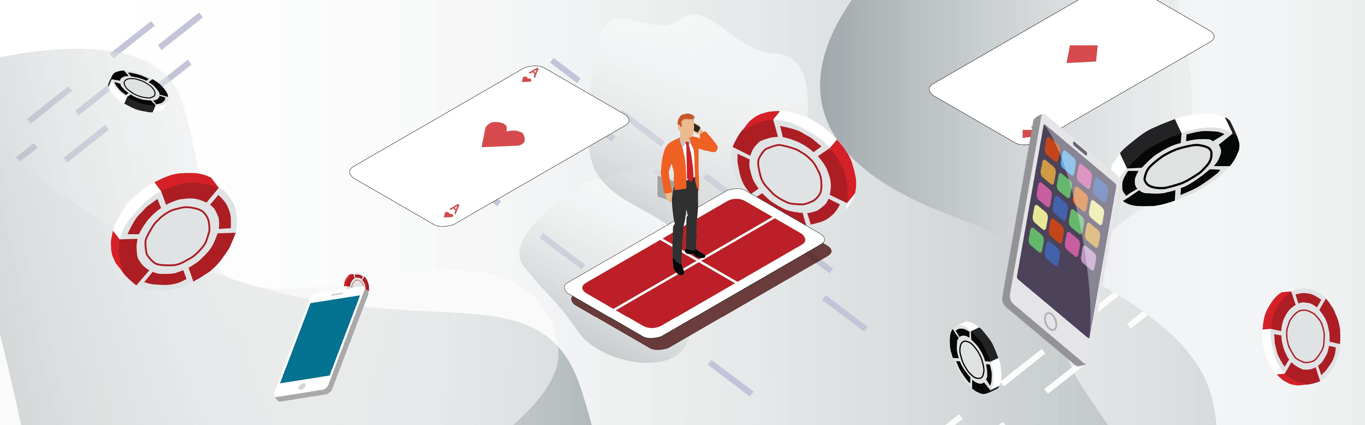 Online casino customer support agent