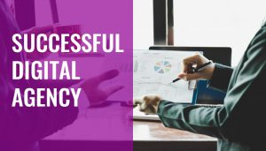 Successful digital agency