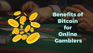 Bitcoin for online gambling