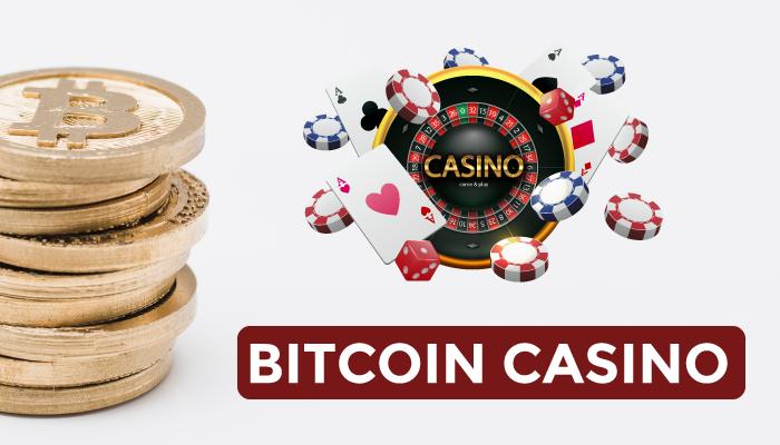 Top 6 Bitcoin Casinos