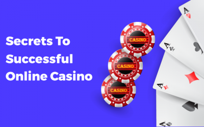 secrets to successful online casino