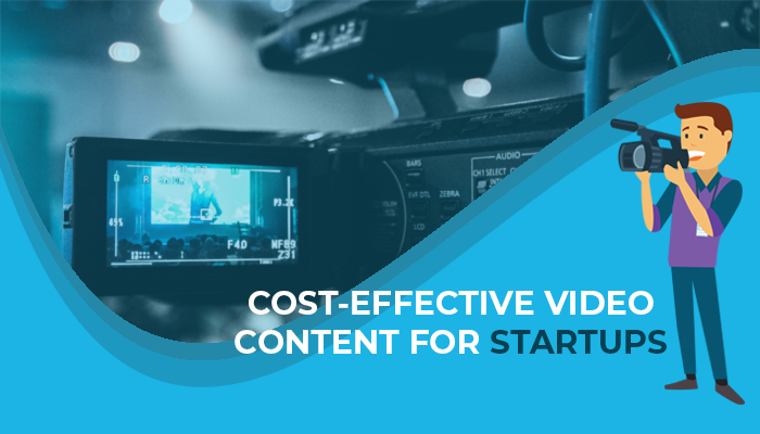 video content - startups