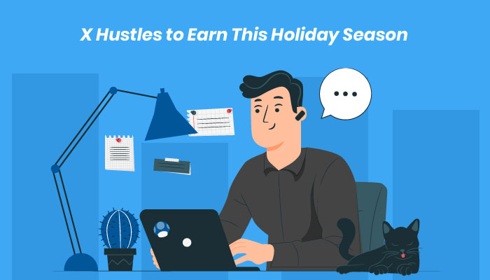5 Side Hustles to Earn Extra Money for the Holiday Season